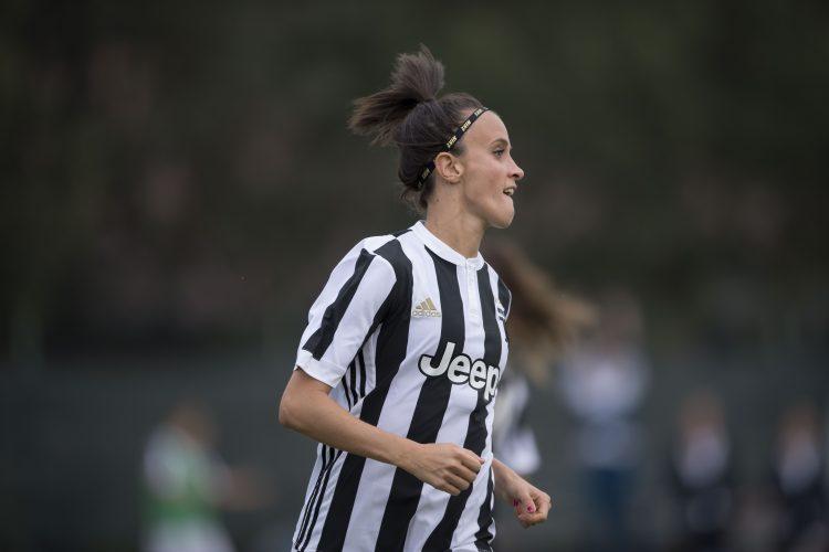 """Barbara """"CR7"""" Bonansea: Doppietta All'esordio In Champions League!"""