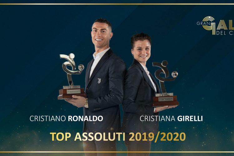 Gran Galà Del Calcio AIC – Special Edition: Ecco Tutti I Vincitori